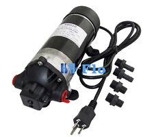 New 120V 160PSI High Pressure Misting Pump Booster Diaphragm Water Pump sprayer