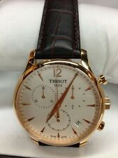 Tissot T-Classic Tradition Chronograph T063.617.36.037.00 Men's Watch