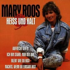 Mary Roos Heiss und kalt (compilation, 16 tracks, incl. Bohlen-tracks) [CD]