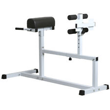 Fitness Hyper Extension Hyperextension Bench Chair Workout Core Abdominal New