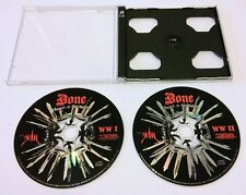 BONE THUGS N HARMONY THE ART OF WAR RETAIL SNIPPET RAP CD 1997 RUTHLESS RECORDS