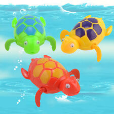 Fashion Wind up Swimming Turtle Animal Toy For Kids Baby Children Pool Bath Time
