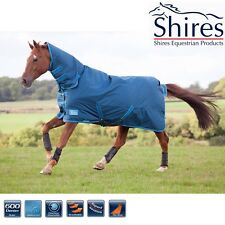 shires Tempest Lite combo turnout rug 5ft 6 Petrol brand new Free Salt Lick