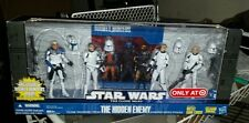 Hasbro Star Wars The Clone Wars 4 Figure Pack Clone Troopers Target Exclusive