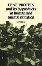 Leaf Protein: And its By-products in Human and Animal Nutrition-ExLibrary