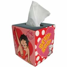 Betty Boop Piano 'Kisses' Tissue Box Cover - 24009