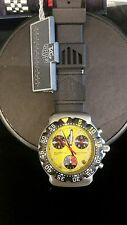 TAG HEUER WATCH VINTAGE FORMULA ONE 1 F1 CHRONOGRAPH CA1210 NOS NEW RARE TOP
