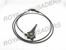 NEW JCB PARTS 3CX INC HANDLE THROTTLE CABLE 57 INCH (APPROX)