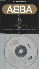 CD--ABBA -DANCING QUEEN- ----4 TRACKS-