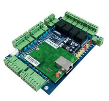 NEW 04 TCP/IP Network Control Board Panel Controller For 4 Door RFID Reader