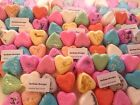 12 Assorted Wedding Favour Heart Bath Bombs