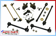 2 BALL JOINTS 4 TIE RODS INNER& OUTER 4 SWAY BAR LINK CAMRY  97-01 AVALON SOLARA