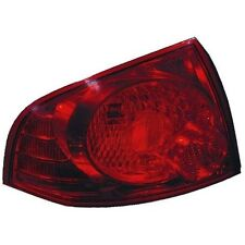 Fits 04 NISSAN SENTRA Left Driver Rear Tail Light Lamp