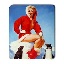 Sexy Pin Up Girl Mouse Pad MP201