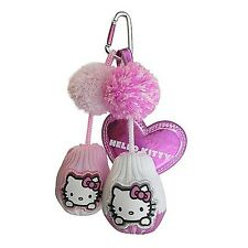 NEW Hello Kitty Mix and Match Tee/Ball Holder - WHITE/PINK
