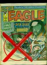 EAGLE weekly British comic book October 15, 1983 (Space Spinner attached) VG+