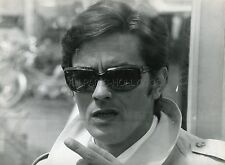ALAIN DELON LE CLAN DES SICILIENS 1969 VINTAGE PHOTO ORIGINAL #3