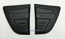 MATTE BLACK PAIR SIDE VENT COVER TRIM FOR ALL NEW TOYOTA FORTUNER 2015 SUV