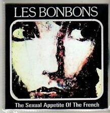 (CS811) Les Bonbons, The Sexual Appetite of the French - 2011 DJ CD