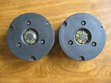 Philips AD 0162 T8 Vintage Tweeters 8 ohm PAIR From 476 Speakers 2422 257 33312