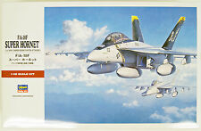 Hasegawa PT38 F/A-18F SUPER HORNET (US Navy) 1/48 Scale Kit PRM