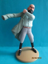 FIGURINE COLLECTION TINTIN N°64/ LE DOCTEUR MULLER REAPPARAIT