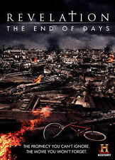 Revelation: The End of Days (DVD, 2015, 3-Disc Set)