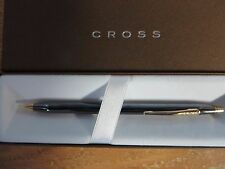 Cross Century Titanium 0.7MM Pencil 23kt Gold Plated Appointments Made in USA