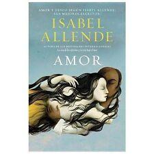 Amor by Isabel Allende (Paperback) (Vintage Espanol) (Spanish Edition) (Spanish)