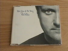 PHIL COLLINS - BOTH SIDES OF THE STORY (RARE DELETED CD SINGLE)