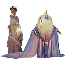 Star Wars Padme Naberrie Amidala Dress Halloween Cosplay Costume Custom Made