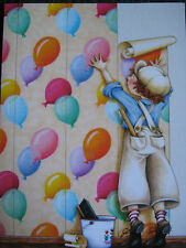 UNUSED greeting card Mary Engelbreit Birthday Finishing Touches on Another Year