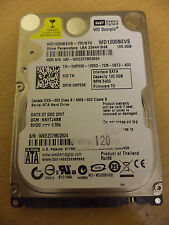 Western Digital 120GB SATA 2.5 Laptop Hard Disk Drive HDD WD1200BEVS