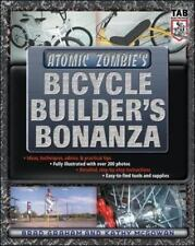 Atomic Zombie's Bicycle Builder's Bonanza Book~Create Cool Bikes on a Budget
