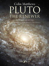 Pluto The Renewer Orchestra Score Arrangement Learn to Play FABER Music BOOK