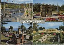 Ancienne carte postale-Minimundus