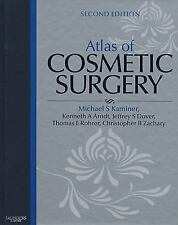 Atlas of Cosmetic Surgery with DVD, 2e