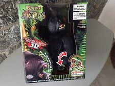 1999# Wow Wee Animal Tronics Electeonic Console Kong Ape Giants Of Jungle Nib