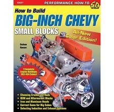 How to Re Build Big-Inch Chevy Small-Block GM ENGINE WORKSHOP REPAIR MANUAL