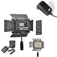 YONGNUO YN-300 II LED Video Light + NP-F750 Battery for Canon Nikon Sony Pentax