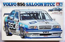 TAMIYA #24168 1/24 Volvo 850 Saloon BTCC rare scale model kit