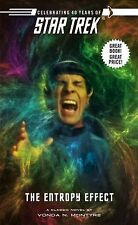 The Entropy Effect (Star Trek (Unnumbered Paperback))-ExLibrary