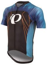 Pearl Izumi 2017 P.R.O. PRO Pursuit Speed Bike Jersey Team Bel Air Blue XL