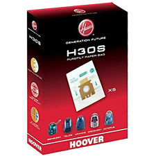 5 x HOOVER H30S Purefilt Bags for Octopus Vacuum Cleaners Genuine H30 Super