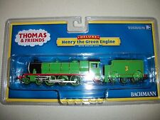 BACHMANN 58745 DELUXE THOMAS AND FRIENDS - HENRY WITH MOVING EYES / NEW