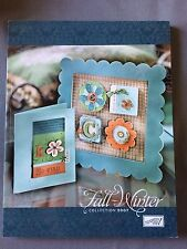 2007 Fall - Winter Collection Stampin Up Idea Book and Catalog - New Unused