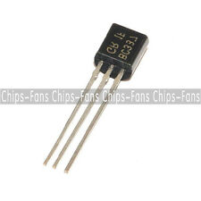 50Pcs BC337 BC337-25 NPN TO-92 500MA 45V Transistor TOP