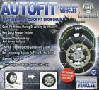 Snow Chains AUTOTECNICA - CA100 - Passenger Cars