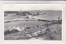 BAY SERIES POSTCARD THE PATH TO WHITECLIFF BAY, BEMBRIDGE, ISLE OF WIGHT D427