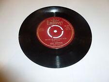 """RIKKI HENDERSON - I need your love tonight - 1959 UK 7"""" vinyl single"""